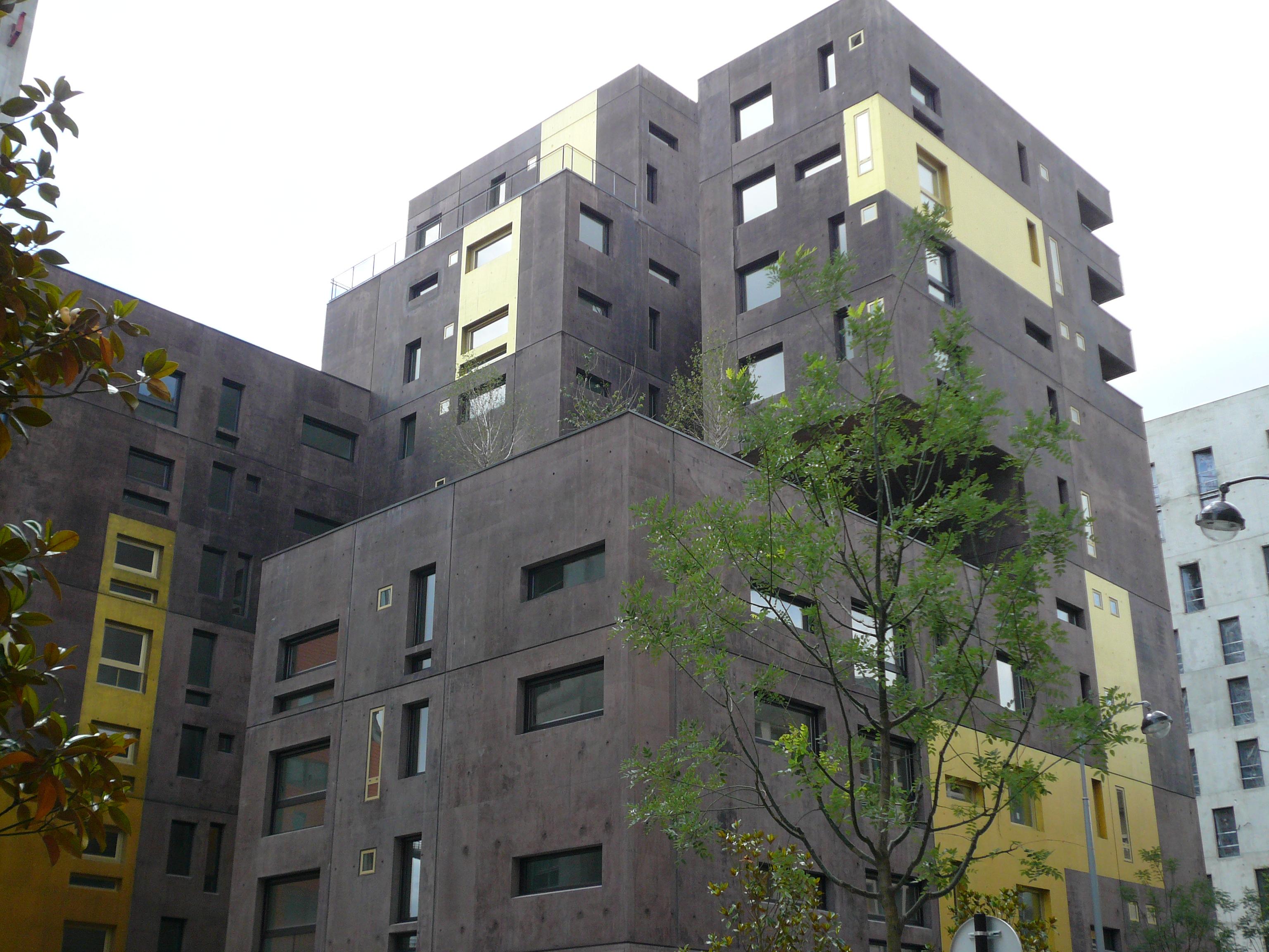 immeuble dhabitation
